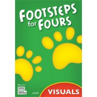 K4 Footsteps for Fours - Visuals(Teacher's book)-226712 (2nd)