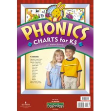 K5 Beginning - Phonics Charts(Teacher's book) -192542 (3rd)