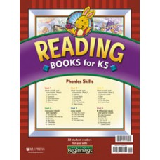 K5 Beginnings - Reading Books For K5(32 books) - Student Textbook -190330 (3rd)