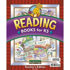 K5 Beginning - Reading Books for K5 Teacher's Edition -190314 (3rd)