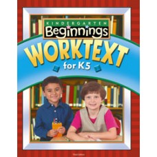 K5 Beginnings - Student Worktext -260059 (3rd)