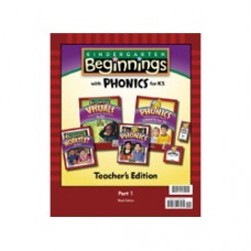 K5 - Beginnings with Phonics Teacher's Edition -191809 (3rd)