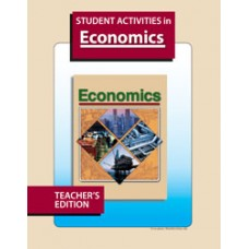 G12 Economics student activities TE(Teacher's book) -083618