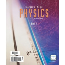 G12 Physics Teacher's Edition with CD-180133