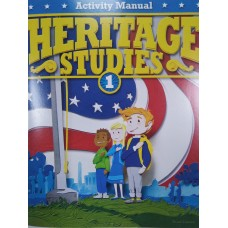 G1 Heritage  Activity Manual  ST (3rd) 281469