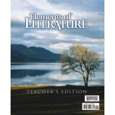 G10 Elements of Literature Teacher's Edition(With Test Answer Key 182832)-182840