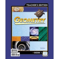 G10 Geometry Teacher's Edition with CD(With Test Answer Key 217638)-238907