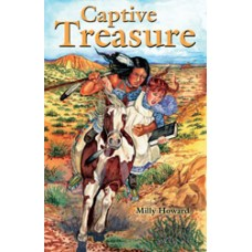 G4 课外读物:Captive Treasure, Howard(学生用书)-034405
