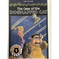 G3  Booklinks CASE OF THE DOGNAPPED CAT  107797
