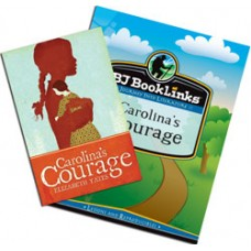 G4 课外阅读: Carolina's Courage Set:(guide&novel) (学生用书)-118265
