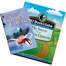 G5 Booklinks: The Secret of the Golden Cowrie Set(guide&novel)(Student'S book)-121913