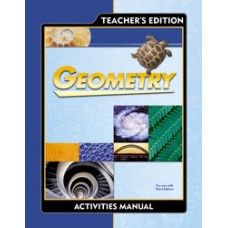 G10 Geometry Activity Manual (Teacher's book)-217612