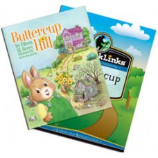 G1 课外阅读: Buttercup Hill Set (guide & novel)(学生用书)-231654