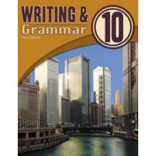 G10 Writing& Grammar Student Worktext(With Test 233569)-233528