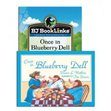 G1 课外阅读 :Once in Blueberry Dell(guide&novel)(学生用书)-233999