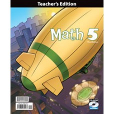 G5 Math Teacher's Edition(With Test Answer Key 269563)-269522