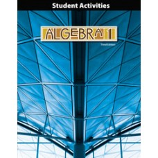 G9 Algebra 1 Student Activities -270611  3rd ed.