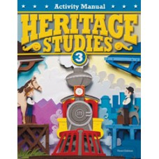 G3 Heritage Student Activities Manual 287250 (3rd ed.)
