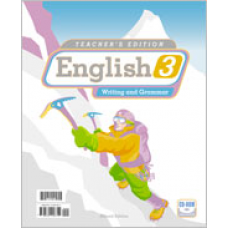 G3 English Teacher's Edition(With Test Answer Key 189761)-191981