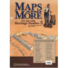 G3 Heritage Maps and More(Teacher's book)-105965