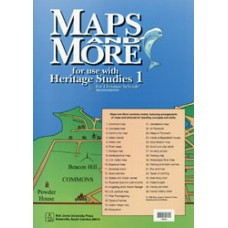 G1 Heritage Maps and More(Teacher's book)-093054 (2nd)