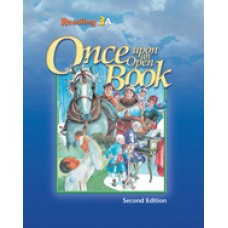 G3 阅读学生用书 3A: Once upon an Open Book-270496