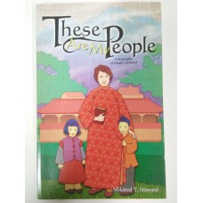 G3  Booklinks  THESE ARE MY PEOPLE (ages 7-9)  021782