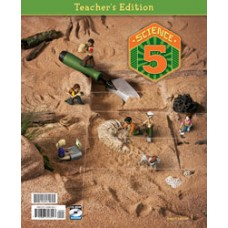 G5 Science Teacher's Edition with CD 293001  4th (Giving answers293043)