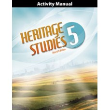 G5 Heritage Activity Manual(Student's book)-233320