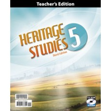 G5 Heritage Teacher's Edition(With Test Answer Key 233353)-259820