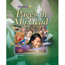G5 Reading Student Text : Pages in My Head-268763