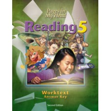 G5 Reading Worktext Teacher's Edition-125641