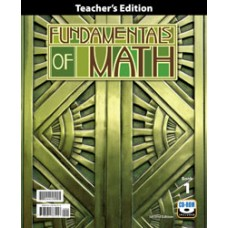 G7 Fundamentals of Math Teacher's Edition with CD-244228(With Test Answer Key 218941)
