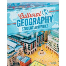 G9 Cultural Geography Student Activity Manual(Student's book)(4th ed.)294306