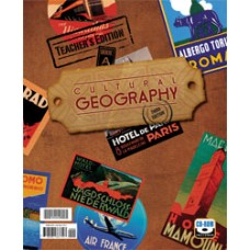 G9 Cultural Geography Teacher's Edition with CD(With Test Answer Key 231555)-250936