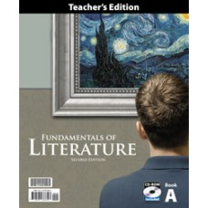 G9 Fundamentals of Literature Teacher's Edition with CD(With Test Answer Key 259945)-259986