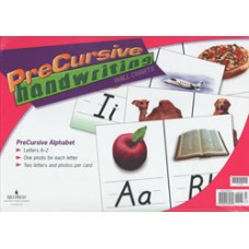 G1 Handwriting-PreCursive Wall Charts(Teacher's book)-211722 (3rd)