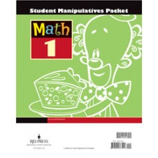 G1 Math-Student Manipulatives Packet-216234 (3rd)