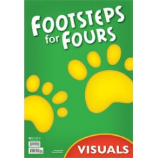 K4 Footsteps For Fours Visuals   226712 2nd ed.
