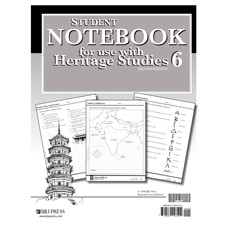 G6 Heritage  Student Notebook 2nd ed.112359