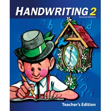 G2 Handwriting Teacher's Edition 2nd ed.115188