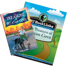 G2 Booklinks The Treasure of Pelican Cove Set (guide&novel)  118240