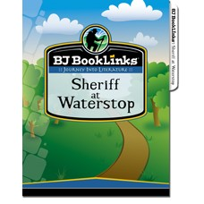 G4 Booklinks Sheriff at Waterstop (guide&novel) 121046