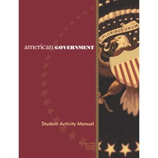 G12 American Government 美国政府 Student Activities Manual 2nd ed.185496