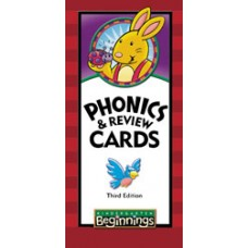 K5 Beginnings Phonics & Review Cards 3rd ed.191825