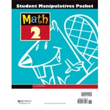 G2 Math  Student Manipulatives Packet 3rd ed.224402