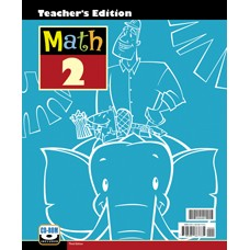 G2 Math  Teacher's Edition 3rd ed.224451
