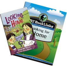G1 Booklinks Looking for Home Set(guide&novel)  244673