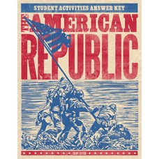 G8 The American Republic  美国共和 Student Activities  Manual Answer Key 3rd ed.252429