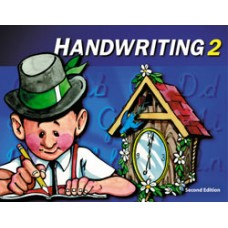 G2 Handwriting Student Worktext 2nd ed.268573